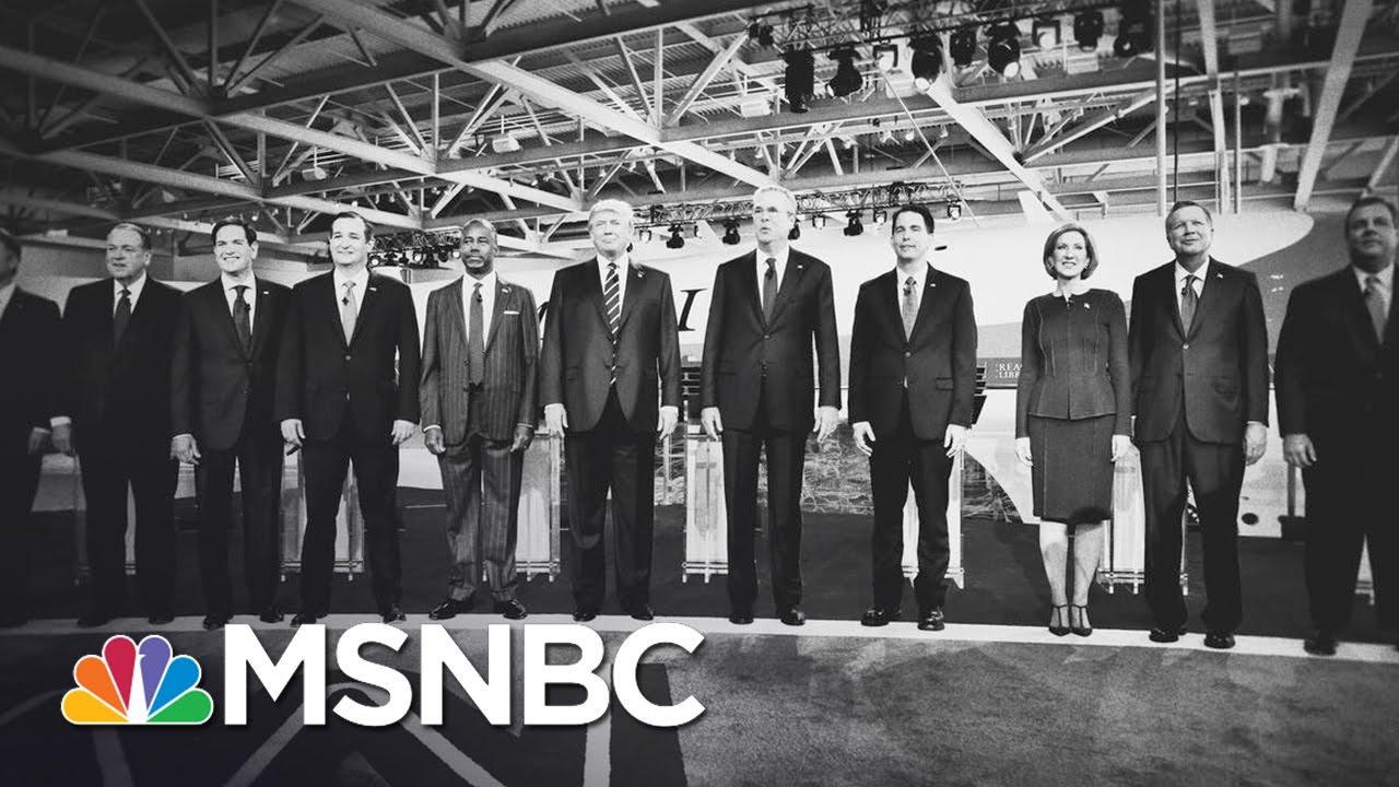 Ben Carson Reveals Donald Trump's Vice Presidential Running Mate List | MSNBC thumbnail