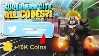 Roblox Superhero City Codes — ZwiftItaly