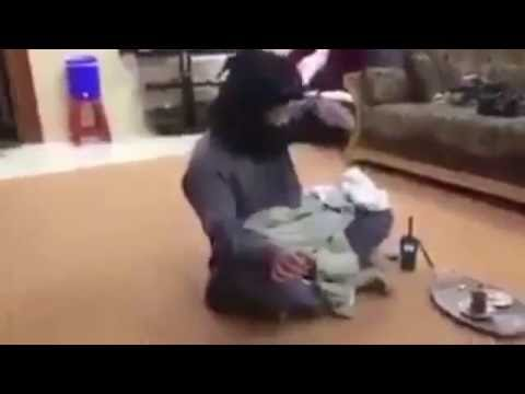 Iraqi Forces find horrific film of ISIS fighters laughing while screaming Ezidi girl is raped