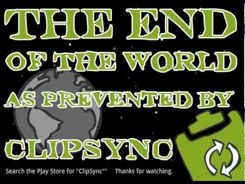 Video of ClipSync