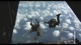 U.S. Air Force: Becoming a Pararescue Specialist (PJ)