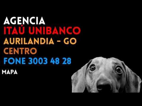 ✔ Agência ITAÚ UNIBANCO em AURILANDIA/GO CENTRO - Contato e endereço