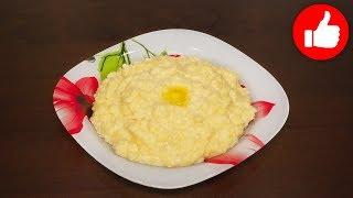 Что приготовить на завтрак - вкусная пшенная каша в мультиварке, рецепт #рецепты для мультиварки