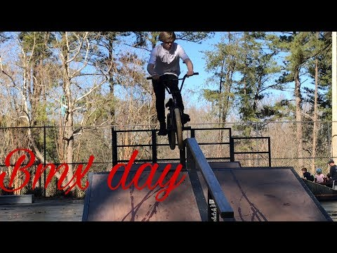 BMX TRIP TO GEORGIA (mckoy Skatepark)