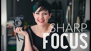 How To Get Super Sharp Food Photos