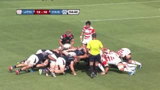 Japan vs Hong Kong Highlights – ARC 2017 Week 3