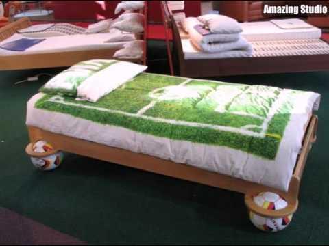 Fußball Bett