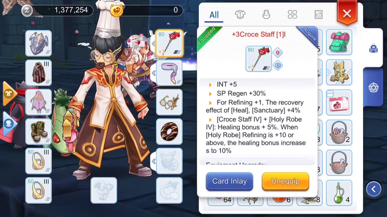 Ragnarok M Eternal Love: High Priest Turn Undead/Support Full Guide