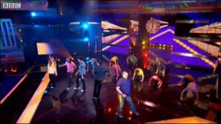 Casualty and Holby perform 'Jai Ho' - Let's Dance for Sport