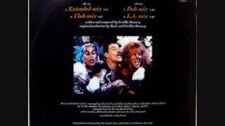 FREDDIE MERCURY - LIVING ON MY OWN (DUB MIX) REMIX 1993