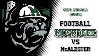 Muskogee vs McAlester