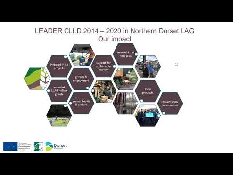 Northern Dorset Local Action Group Summary 2014 to 2020