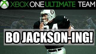 BO JACKSON-ING!! | Madden 15 Ultimate Team Gameplay | MUT 15 Gameplay