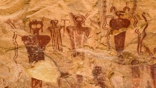 10 Cave Paintings That Depict Ancient Aliens