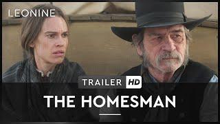 The Homesman Film Trailer