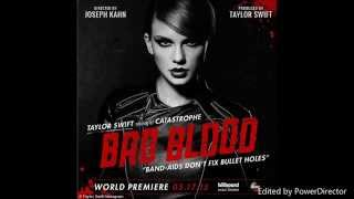 Taylor Swift   Bad Blood Ft. Kendrick Lamar Remix