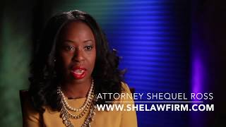 Atlanta Attorney Shequel Ross: Not Giving Up