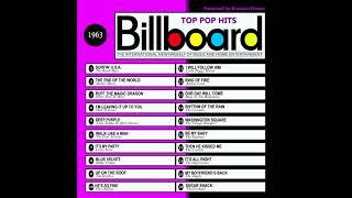 BillboardTopPopHits-1963