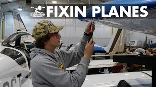 How to Become an Aircraft Mechanic - MTSU - Video Youtube