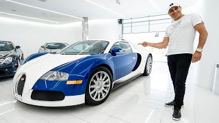 ADDING ANOTHER BUGATTI TO MY COLLECTION! || Manny Khoshbin