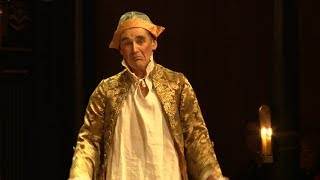 Review: Farinelli and the King, starring Mark Rylance