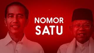 MERAIH KEMENANGAN   Via Vallen | Lagu Jokowi   Amin