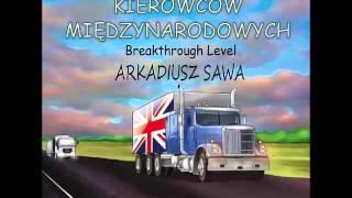 Angielski dla kierowców międzynarodowych - audiobook - demo