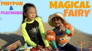 MAGICAL FAIRY from PINYPON & PLAYMOBIL