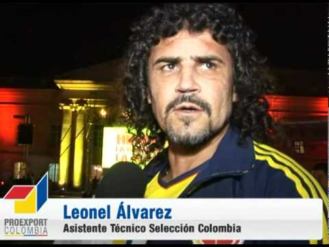 Selección Colombia de mayores invita al Mundial Sub-20 - Leonel Álvarez