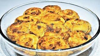 💯МАНТЫ в ДУХОВКЕ по-Турецки | Красиво и вкусно! Рецепт приготовления