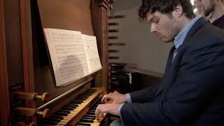 The organ for Sweelinck. Praeludium in G – Franz Tunder