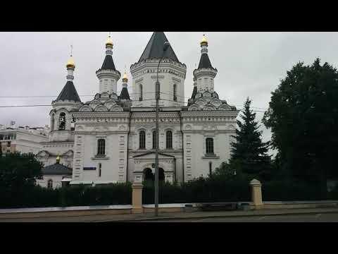 Кафедральный храм воронежа