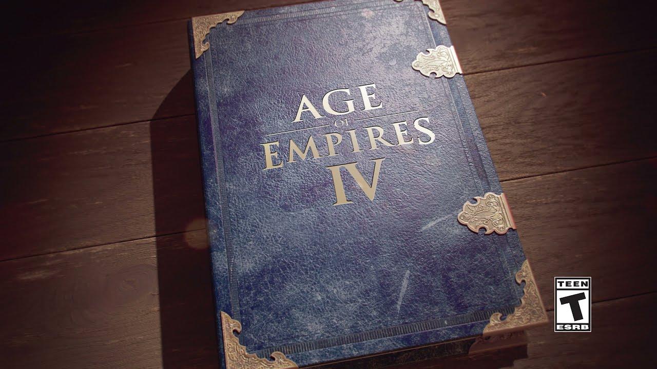 Age of Empires IV: Gamescom 2021 Trailer