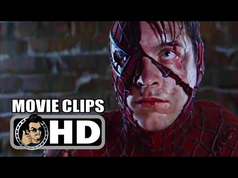 SPIDER-MAN All Clips + Trailer (2002)