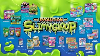 The Evolution of SLIMYGLOOP®