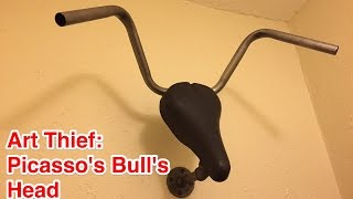 Recycle An Old Bike Into Wall Art: Reinterpreting Picassos Bulls Head