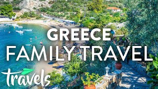 Greeces Best Destinations For Family Travel (2019) | MojoTravels