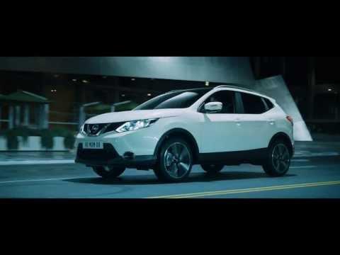 Nissan  Qashqai Паркетник класса J - рекламное видео 1