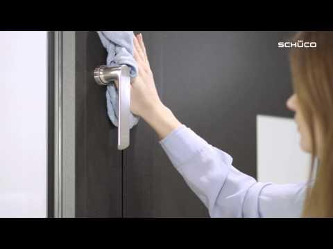 Antimikrobielle fenster und griffe von sch co sch co international kg pressemitteilung - Fenster griffe tauschen ...