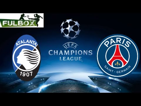 PSG vs Atalanta EN VIVO Cuartos de Final Champions League 2020 (Directo) 0-0
