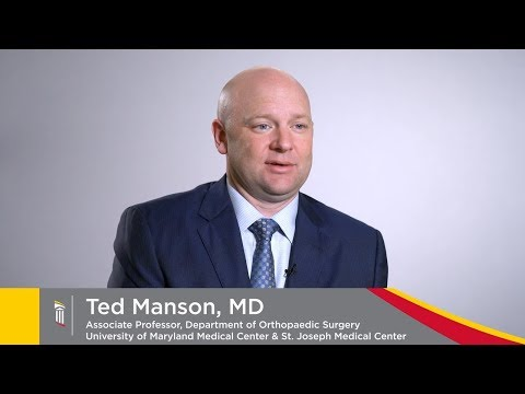 Knee Replacement With Dr. Manson