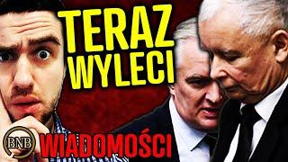 Ujawniono PLAN KACZYŃSKIEGO! To KONIEC rządu Morawieckiego | WIADOMOŚCI