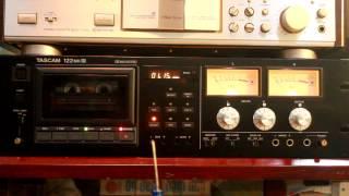 Chinh BIAS Cho Dau Cassette Deck TASCAM 122MK III