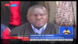 KTN Newdesk - 14th December 2016 - President Uhuru to woos Western Kenyan for two days