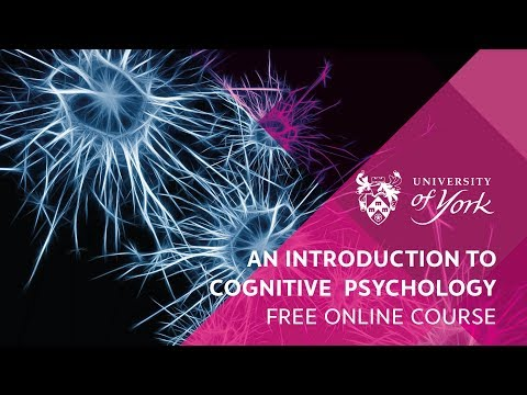 An introduction to cognitive psychology (free online course) - YouTube