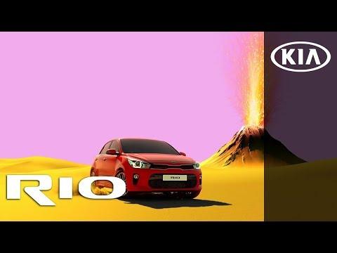 Kia  Rio 5 Doors Хетчбек класса B - рекламное видео 2