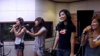 SNSD - Etude [full] @ Chinchin Jul01.2009 GIRLS' GENERATION Live