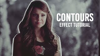 Contours Effect | Sony Vegas Tutorial #2