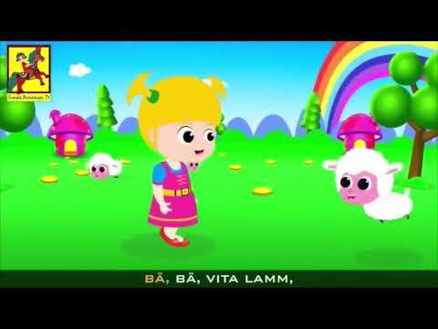 Lille katt   Barnsånger på svenska   Barnvisor på svenska