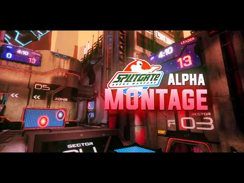 Splitgate: Arena Warfare - HYPE ALPHA MONTAGE! - Edited by Snipetality thumbnail
